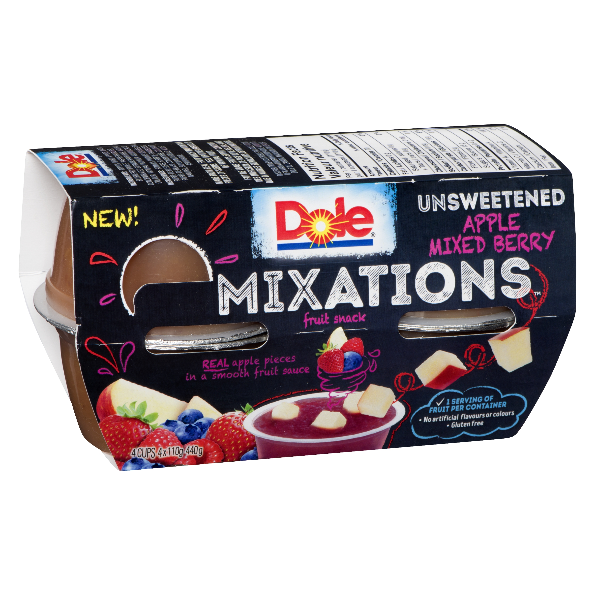 DOLE® Apple Mixed Berry