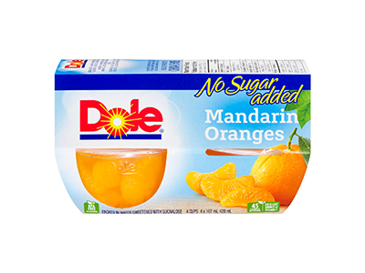 Dole Mandarin Oranges in Water